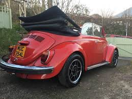 classic volkswagen cars rare one year only classic volkswagen super beetle karmann