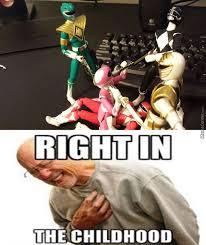 Power Ranger Meme - go go power rangers in the kisser by mrnicjid meme center