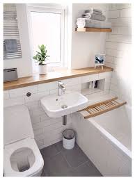 idea for small bathrooms the 25 best small bathrooms ideas on small glass shelves
