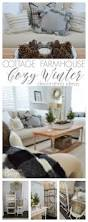 cozy cottage farmhouse winter decorating ideas fox hollow cottage