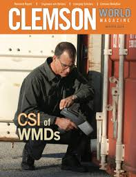 clemson world magazine clemson university
