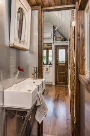 decor bathroom tennessee tiny homes with small white sink and