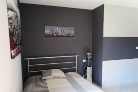 chambre homme couleur chambre homme peinture
