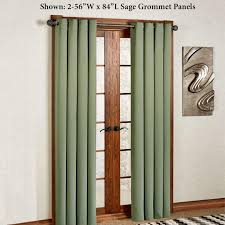 Grommet Kitchen Curtains Curtain Cute Interior Home Decorating Ideas With Cafe Curtains