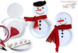 Christmas Decoration Using Paper Krokotak Paper Plate Ideas