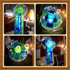 monsters inc baby shower corsage i love it for my future