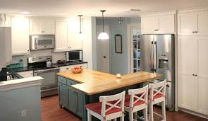 kitchen fascinating t shaped kitchen island with seating with