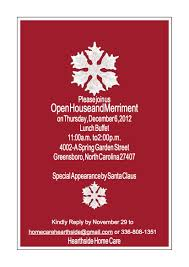 open house invitations open house invitation flyer dec 6 2012