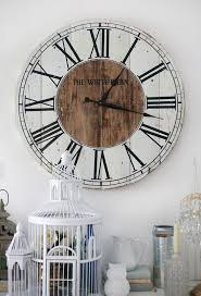 unique wall clocks getting your one of a diy clock cozy diy