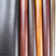 Leather Fabric For Sofa China Pu Synthetic Artificial Textile Bonded Leather Fabric For