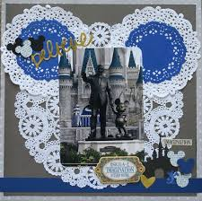 scrapbook inserts 2822 best scrapbook disney images on disney