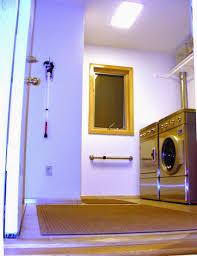 pixi led flat light installation tom s osu led pixi flat panel light replaces my laundry room light