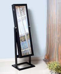 floor length mirror cabinet other furniture full length dressing jewellery cabinet with mirror