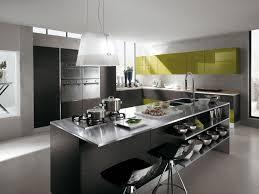 cuisine en italien modele de cuisine design italien cuisine avec lot central