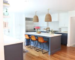 cb2 kitchen island deciding where to save or splurge barstool edition u2014 studio mcgee