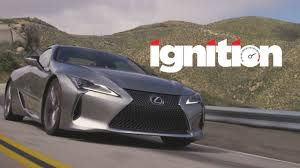 lexus lc 500 review motor trend 2018 lexus lc500 never judge a book by its cover ignition ep