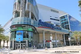 Amway Center Floor Plan Amway Center Orlando Sports And Entertainment Venue In Downtown