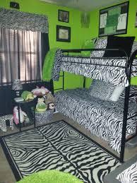 zebra bedroom design and decoration home designs teenage