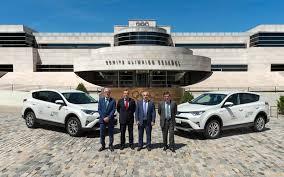 toyota sitio oficial toyota vehículo oficial de los juegos mediterráneos tarragona