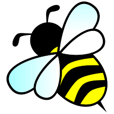 bee clipart bee clipart 2 bumble bee clip free 5 all rights clipartcow 3