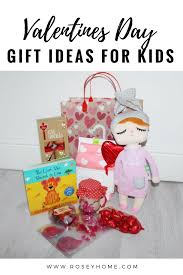Valentine S Day Gifts For Her by Valentines Day Gift Ideas For Kids Roseyhome