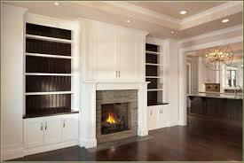 built in living room cabinets furniture built in cabinets living room around fireplace with white