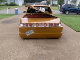 custom truck tail lights 1995 chevrolet s 10 eclipse 6 299 or best offer 100057789