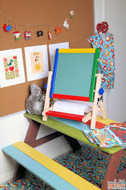 kids room ideas a place for art art wall