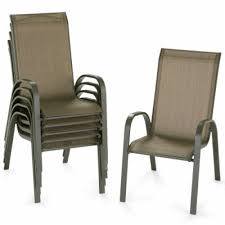 Sling Patio Chairs Lovable Outdoor Sling Chairs And Sling Patio Chairs Stackable