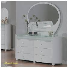dresser lovely white and mirrored dresser white and mirrored