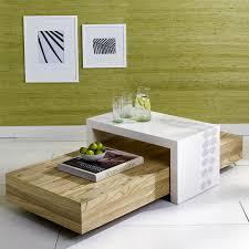 west elm wood coffee table west elm bridge coffee table the momentum