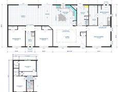 split floor plans split floor plan ranch house plans home zone