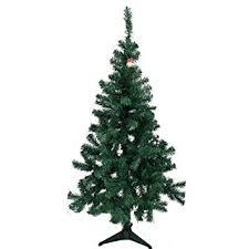 6 pine artificial tree unlit