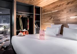 chambre gourmandise but alpina eclectic hotel in chamonix mont blanc alps savoie