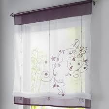 Bilder Schlafzimmer Amazon Amazon De Souarts Grau Stickblume Gardine Raffgardinen Vorhang