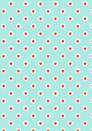 free digital strawberry scrapbooking paper ausdruckbares