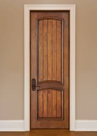 Wooden Interior by Interior Door Custom Single Solid Wood With Glh03 Custom