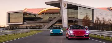 porsche usa headquarters atlanta driving experiences