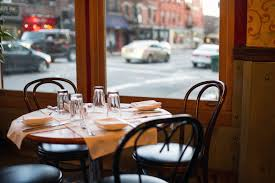 The Dining Room Brooklyn Trump Goes Back To U002721 U0027 Club Sunday In Brooklyn Launches Lunch