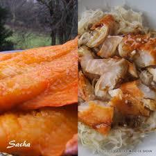 comment cuisiner la choucroute crue le journal gourmand de sacha salade de choucroute crue au haddock