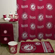 Alabama Crimson Tide Comforter Set Alabama Crimson Tide Bathroom Decor U2022 Bathroom Decor