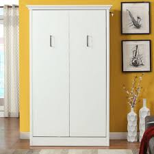 Murphy Bed Price Range 1 499 99 Stella Twin Murphy Bed White D2d Furniture Store