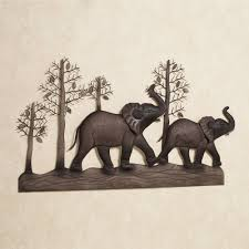 elephant metal wall art elephant metal wall art brown click to expand