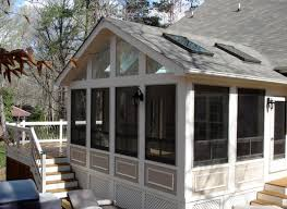 screened porches raleigh nc custom built screen porches in cary