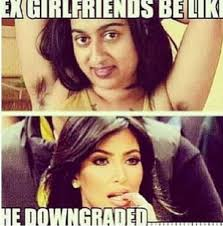 Funny Ex Girlfriend Memes - my ex boyfriend is dating an ugly girl follow us losers