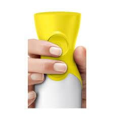 mixeur plongeant puissant mixeur plongeant 600w blanc jaune