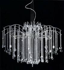 home decorating lighting chandeliers design awesome spiral crystal chandelier ebay modern