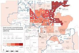 Las Vegas Nv Zip Code Map by Education In Clark County Opportunity 180