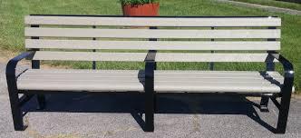 green brook park bench occ outdoors