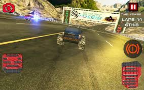 bjcc monster truck show monster truck chase racing android apps on google play